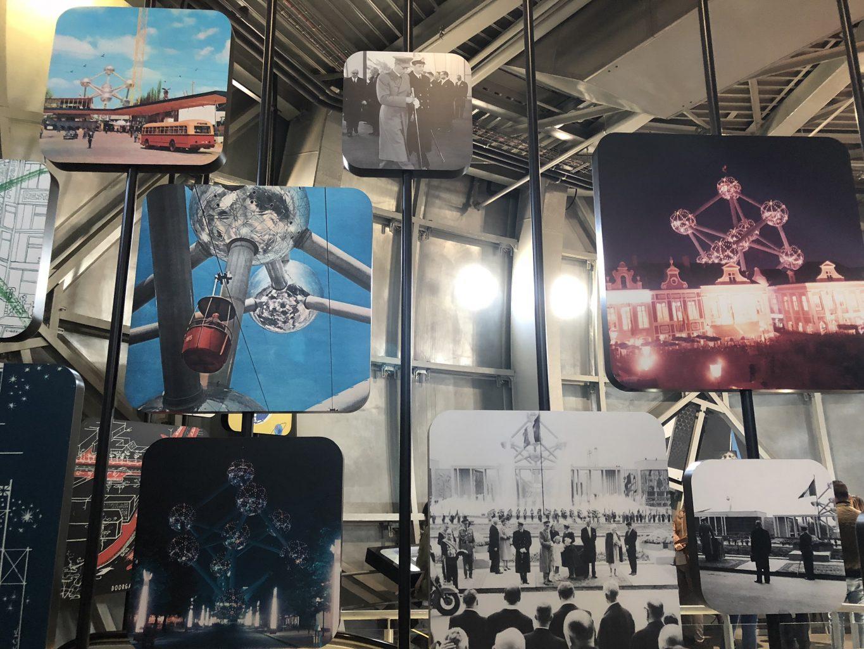 Exposición permanente. Visitar el Atomium