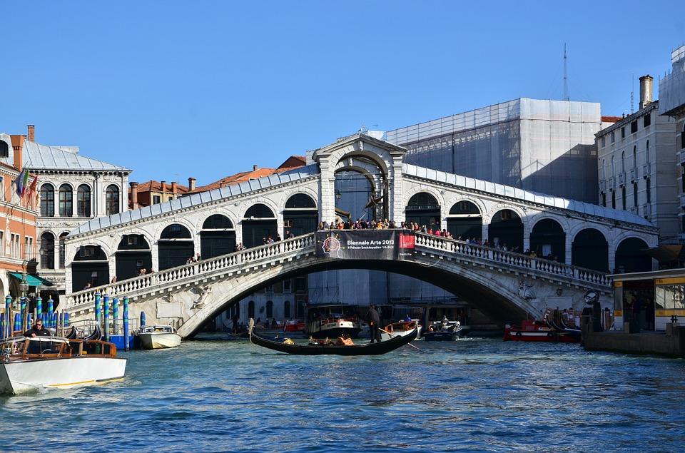 Puente Rialto. Qué ver en Venecia