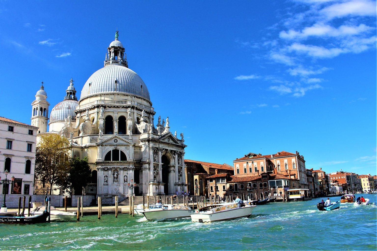 Basílica Santa María della Salute. qué ver en Venecia