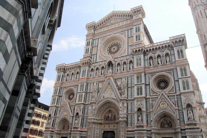 Duomo. qué ver en Florencia