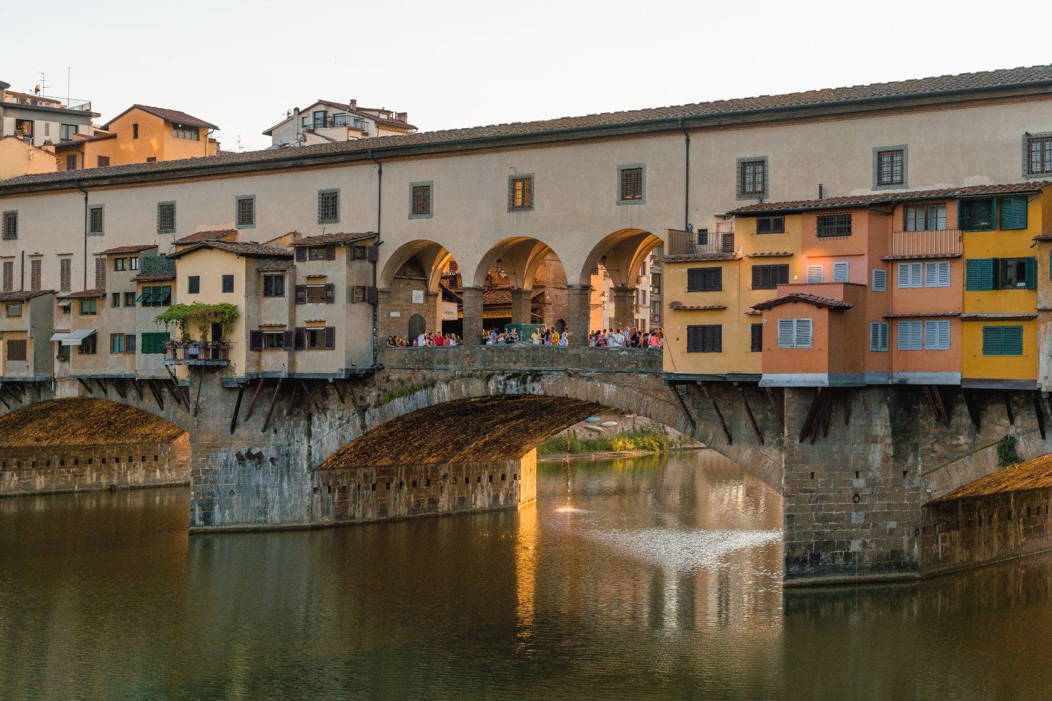 Ponte Vecchio. qué ver en Florencia