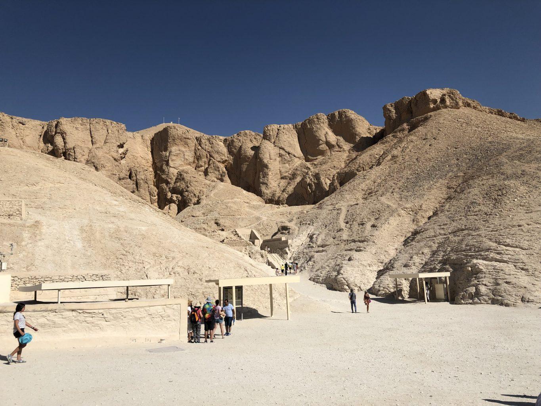 Valle de Los Reyes. Itinerario de 7 días por Egipto