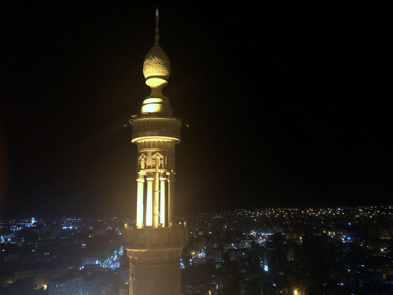 Minarete de la Mezquita El-Tabia
