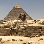 La Esfinge. Itinerario de 7 días por Egipto