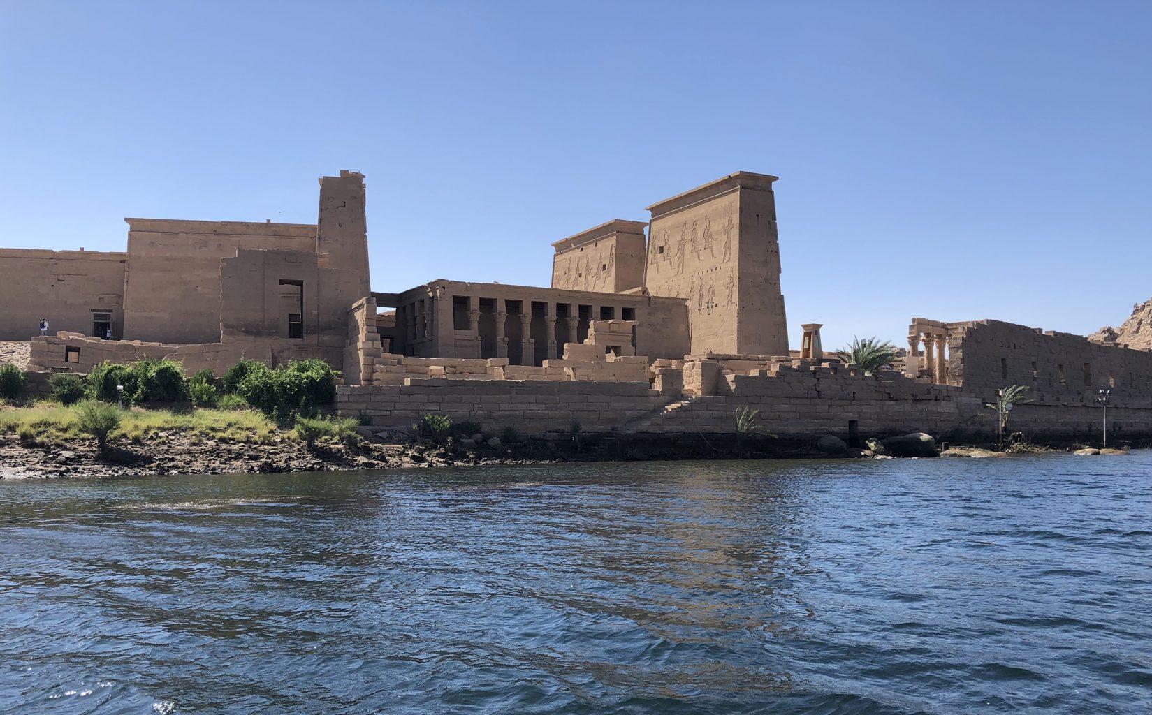 Templo de Philae. Itinerario de 7 días por Egipto