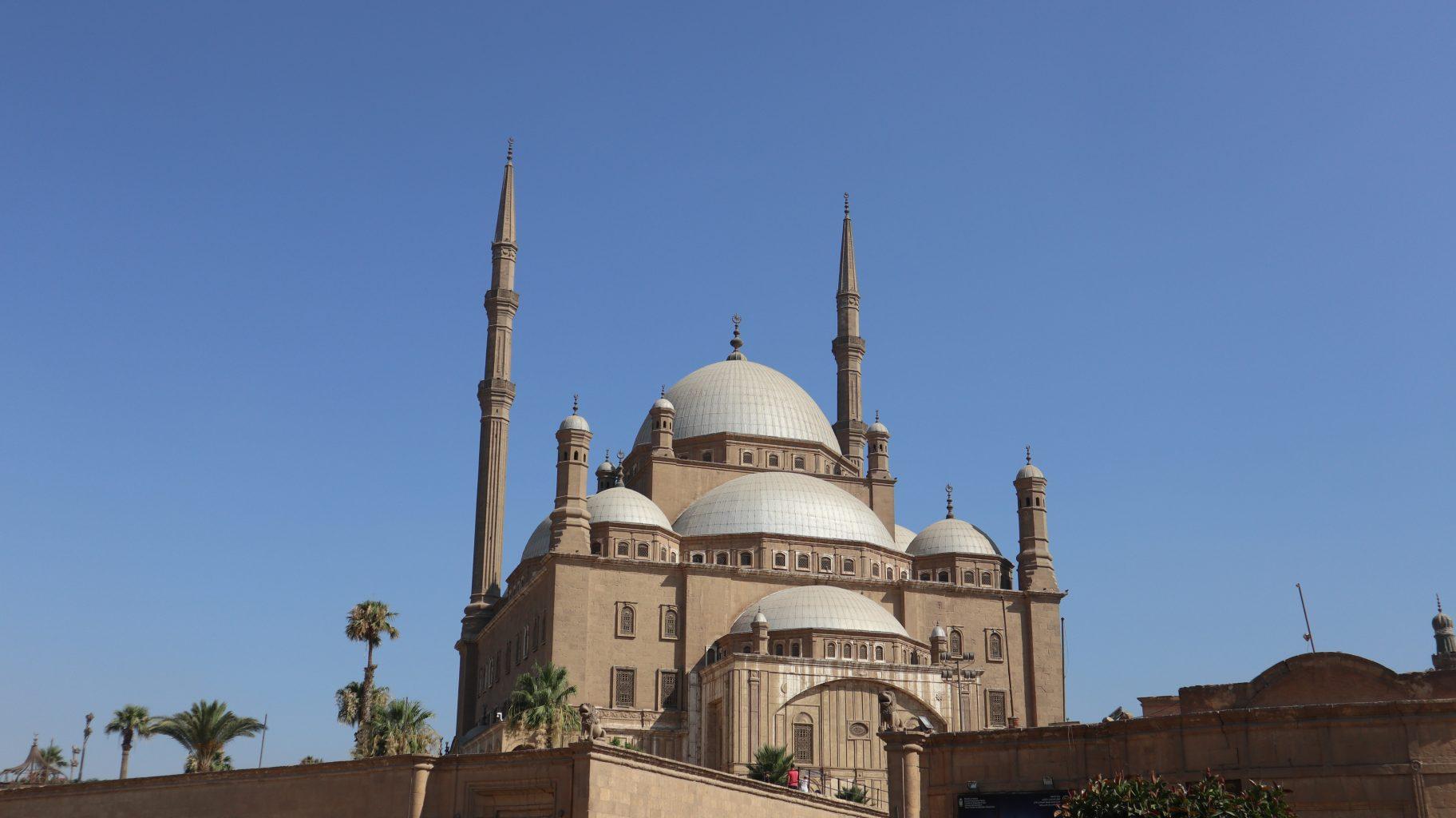 Mezquita del Alabastro . qué ver en El Cairo
