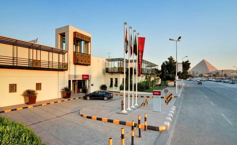 Nuestro hotel en El Cairo. ¿es seguro viajar a Egipto?