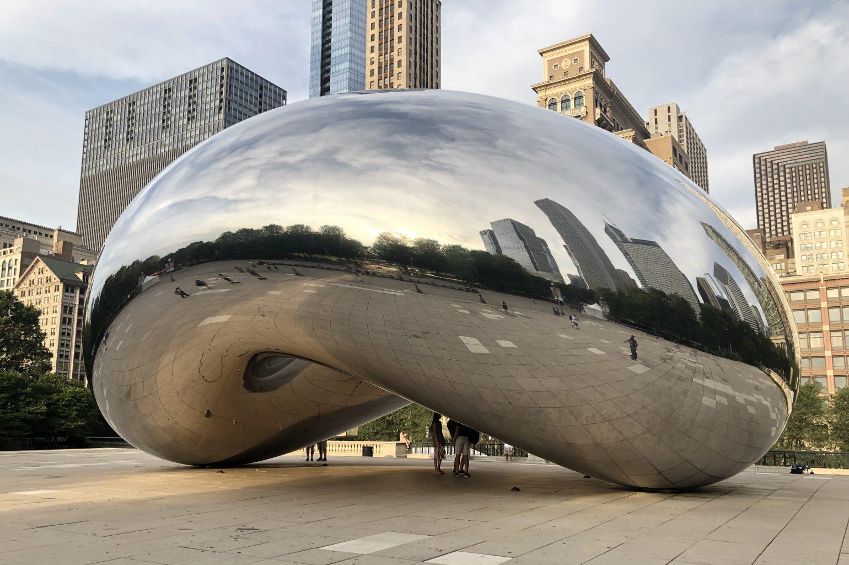 Cloud Gate. qué ver y hacer en chicago