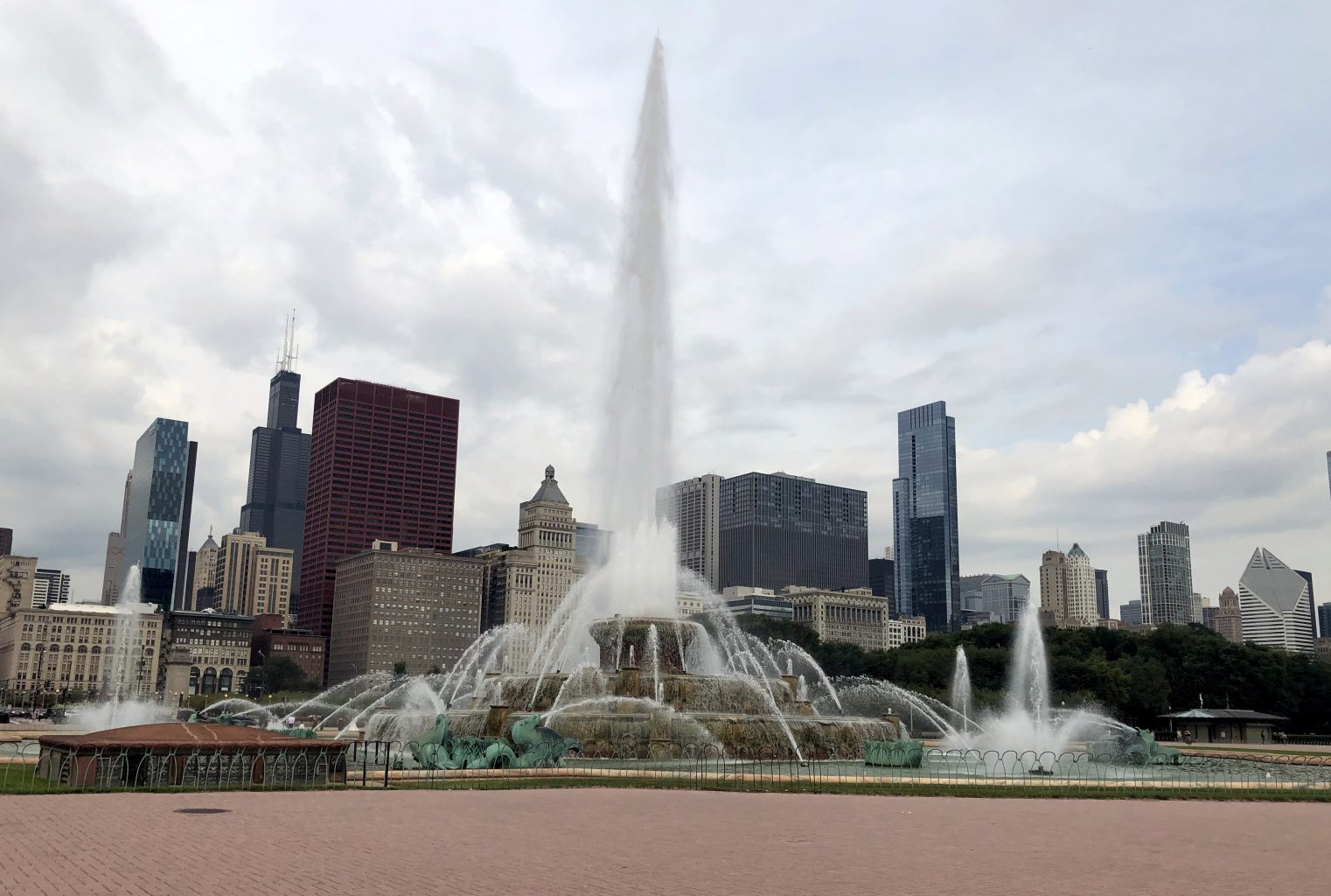 Buckingham Fountain. qué ver y hacer en Chicago