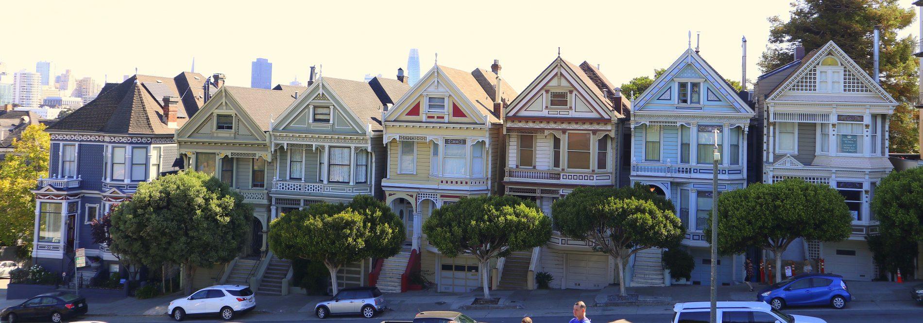 Painted Ladies. Qué ver y hacer en San Francisco