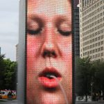Crown Fountain. qué ver y hacer en Chicago