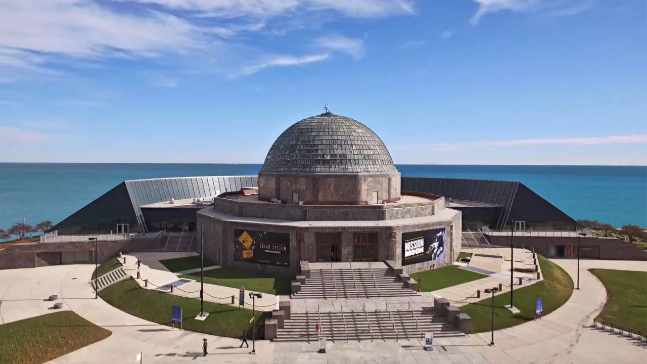 Adler Planetarium. qué ver y hacer en chicago