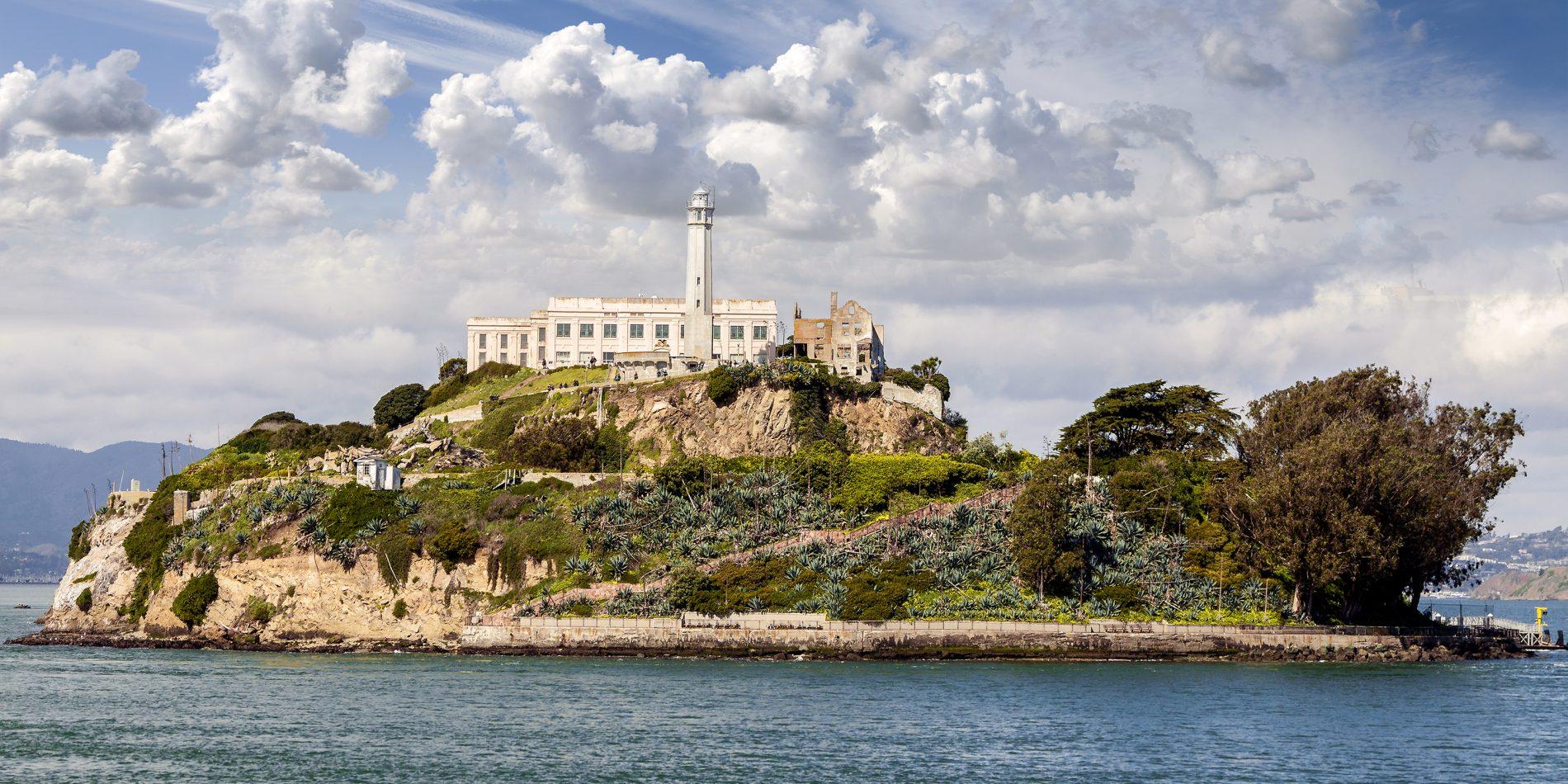 La isla de Alcatraz. qué ver y hacer en San Franciso