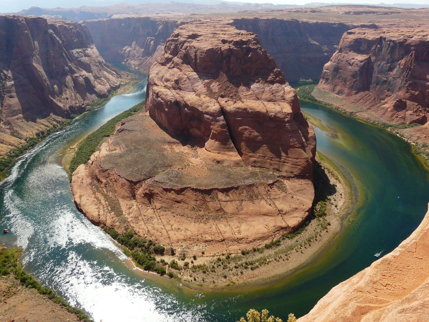 Horseshoe Bend. Visitar Horseshoe Bend
