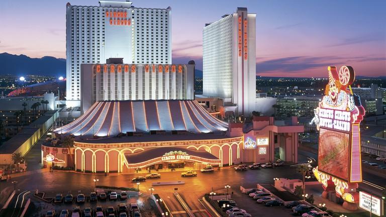 Circus Circus. Consejos para elegir hotel en Las Vegas