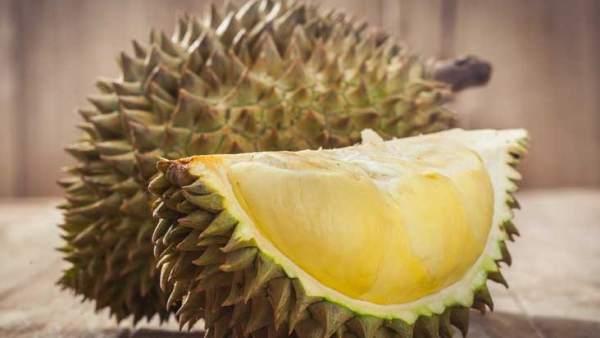 Durian. las leyes más insólitas de Singapur