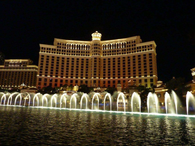 El hotel Bellagio. Consejos para elegir hotel en Las Vegas