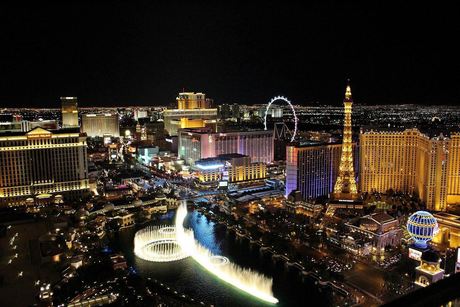 El Strip. Consejos para elegir hotel en Las Vegas