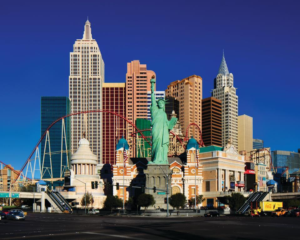 New York New York. Consejos para elegir hotel en Las Vegas