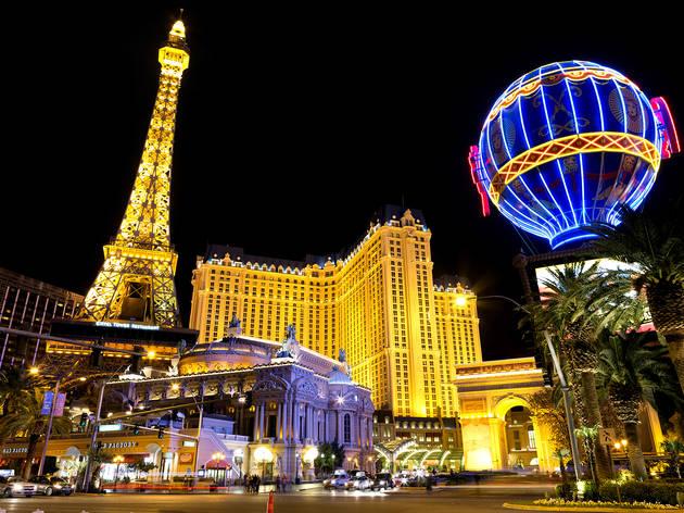 Paris. Consejos para elegir hotel en Las Vegas
