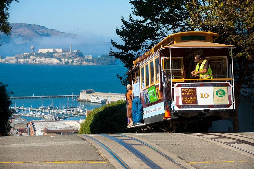 Tranvía. qué ver y hacer en San Francisco