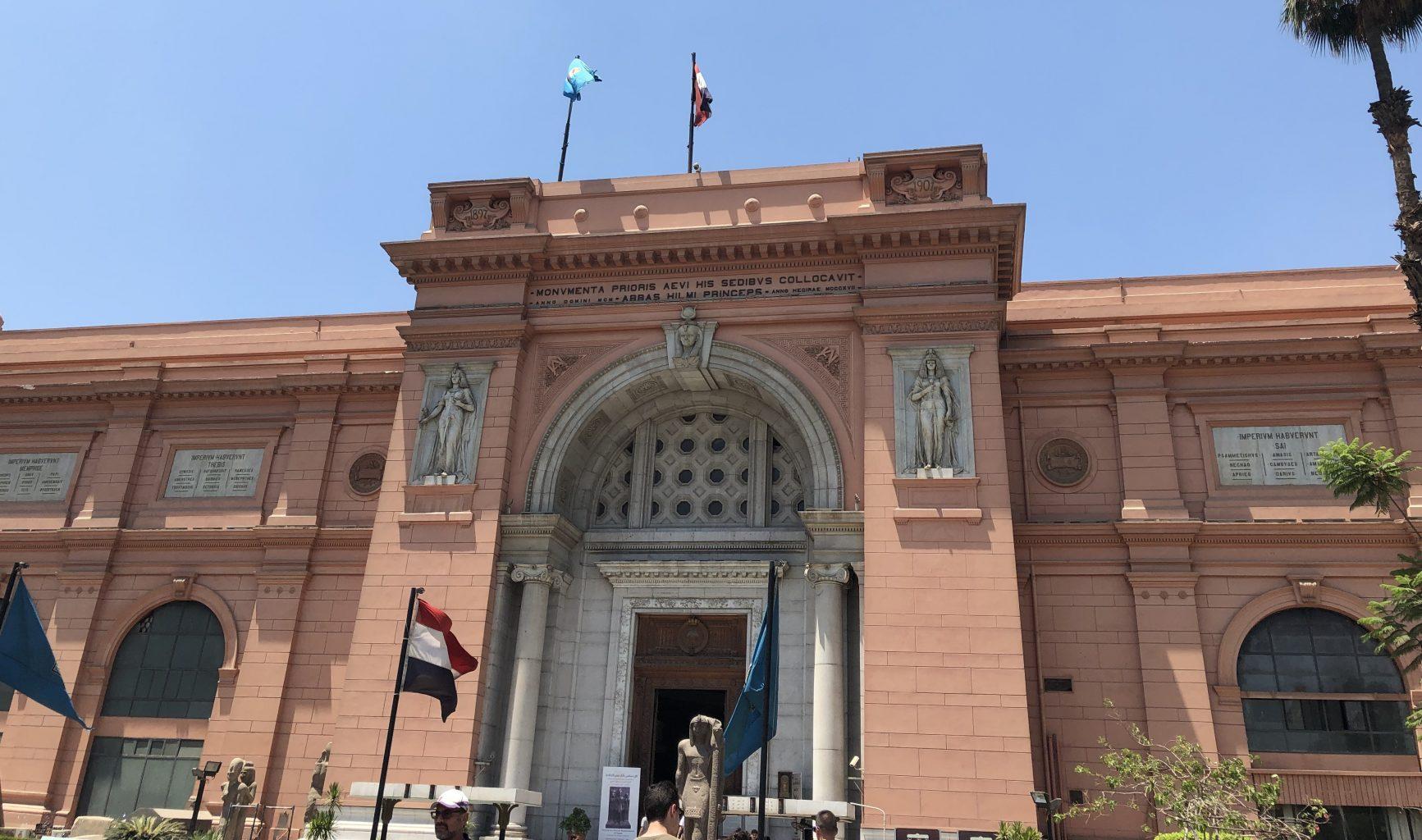 Museo Egipcio de El Cairo. qué ver en El Cairo