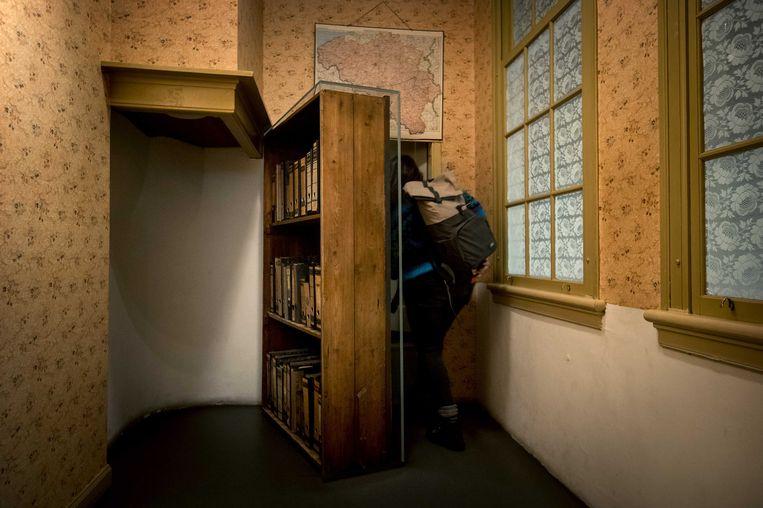 Casa- museo de Ana Frank. qué ver y hacer en Ámsterdam