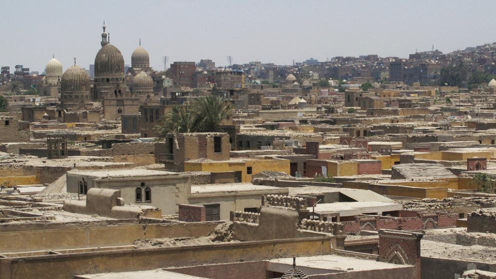 La ciudad de los muertos. que ver en el Cairo