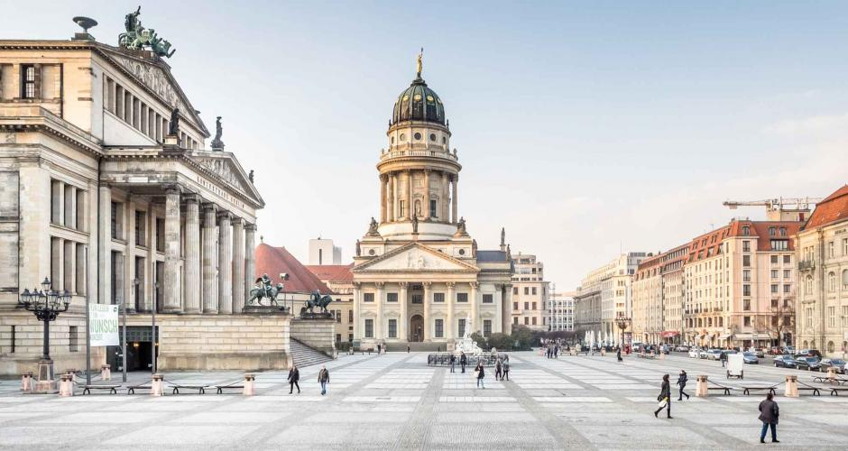 Gendarmenmarkt. qué ver y hacer en Berlín
