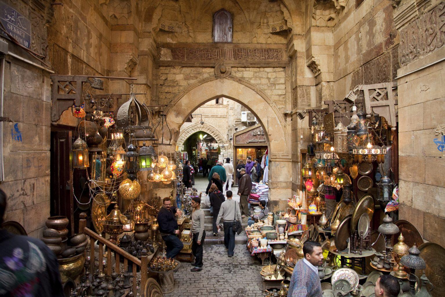 Khan el-Khalili. qué ver en El Cairo