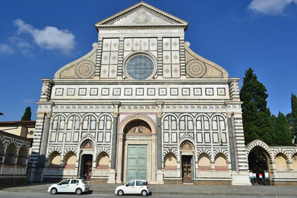 Iglesia de Santa María Novella. qué ver en Florencia