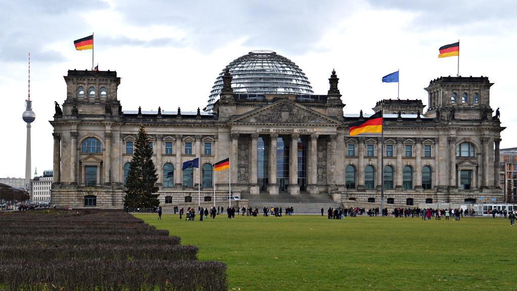 Reichstag. qué ver y hacer en Berlín
