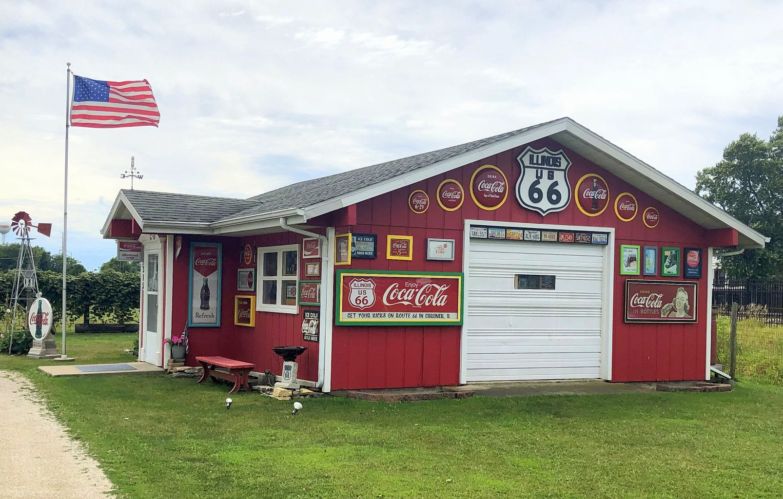 The Shop on Route 66