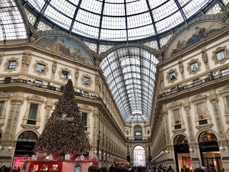 Galerías Vittorio Emmanuelle. qué ver y hacer en Milán