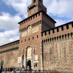 Castillo Sforzesco. qué ver y hacer en Milán