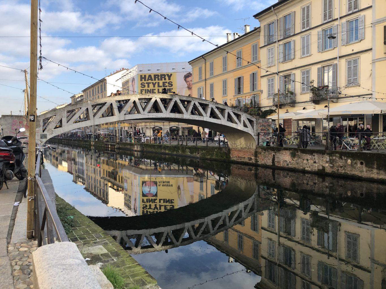 Navigli. Qué ver y hacer en Milán.