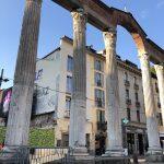 Columnas de San Lorenzo. qué ver y hacer en Milán