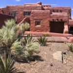 Painted Desert Inn National Historic Landmark. Visitar el Petrified Forest