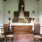 Interior de la Ermita. Visitar la Ermita de la Regalina