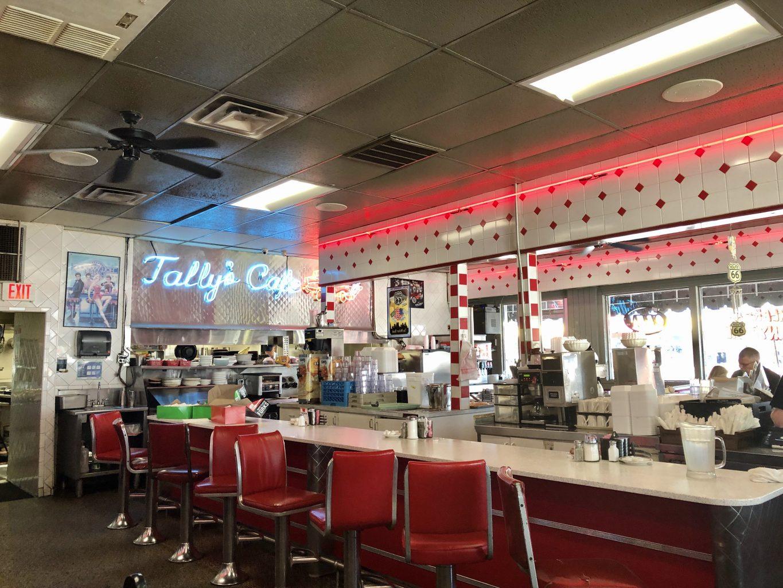 Tally's Good Food Cafe