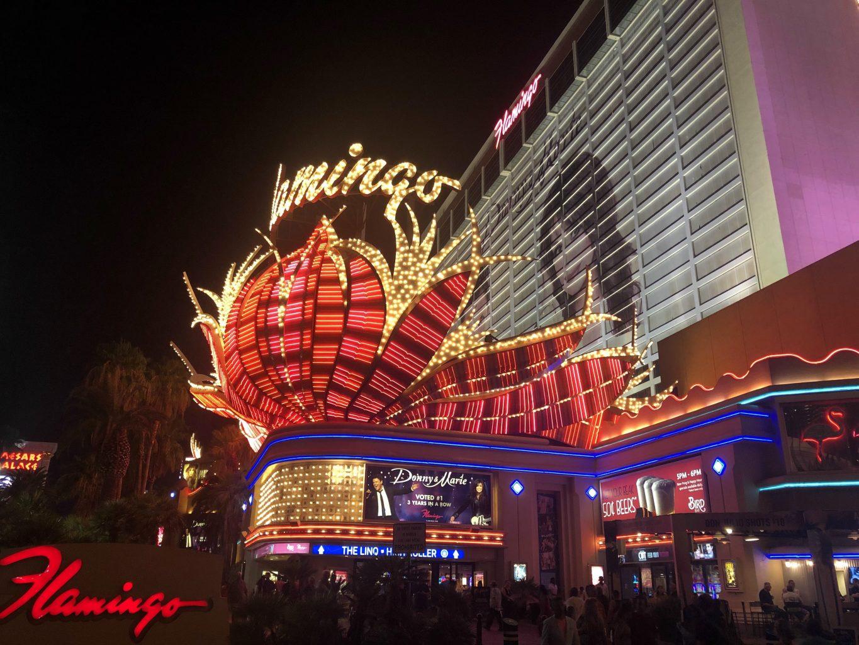 Nuestro hotel en Las Vegas