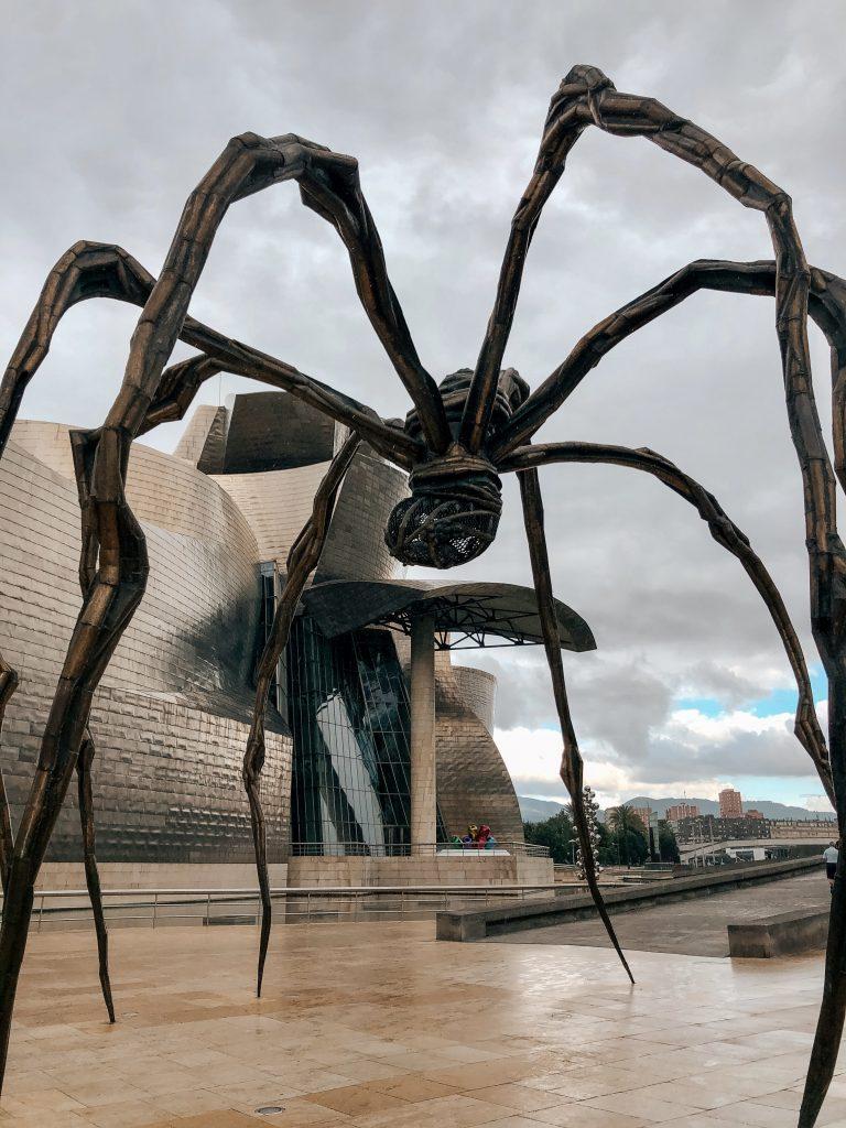 Mamá. museo Guggenheim Bilbao