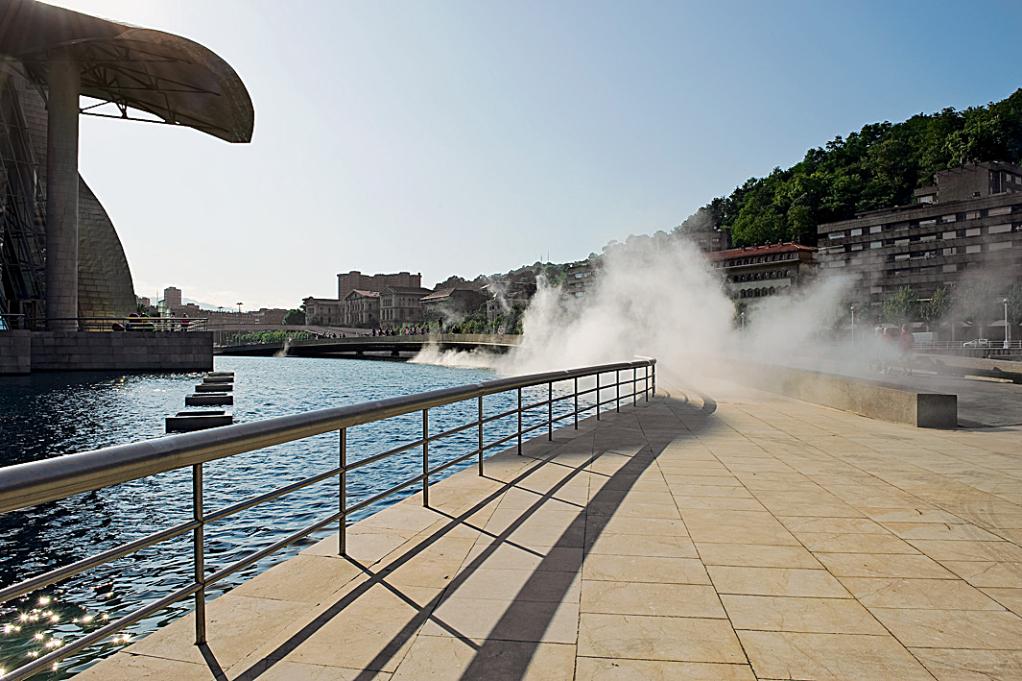 Escultura de Niebla Nº 08025 (F.O.G.)