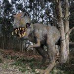 T-Rex. Visitar el Museo Jurásico de Asturias