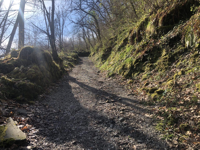 La gran subida. Ruta a la Cascada de Xurbeo