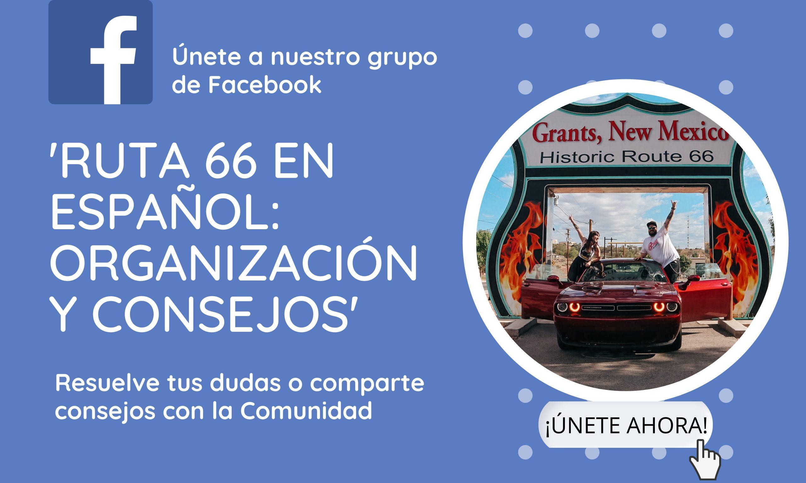 Ruta 66 en español: Organización y consejos