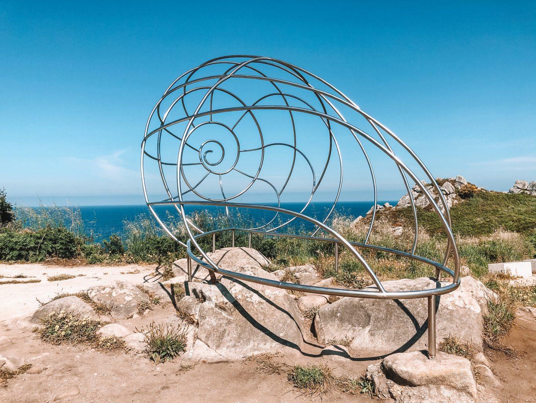 La Caracola. Ruta de los faros del Cabo Home