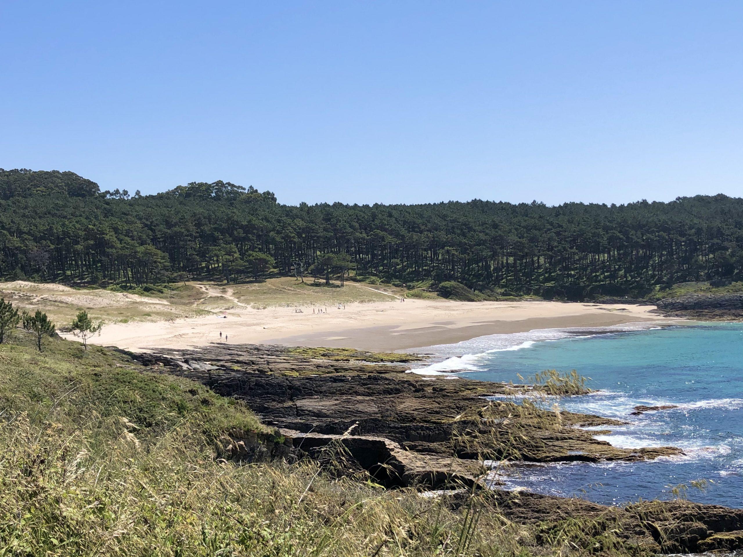 Playa de Melide