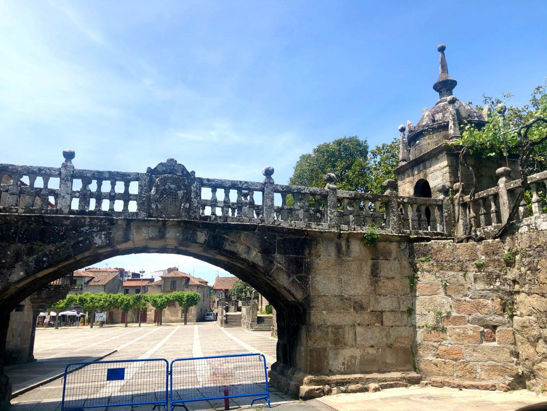 Arco Puente. Qué ver y hacer en Cambados