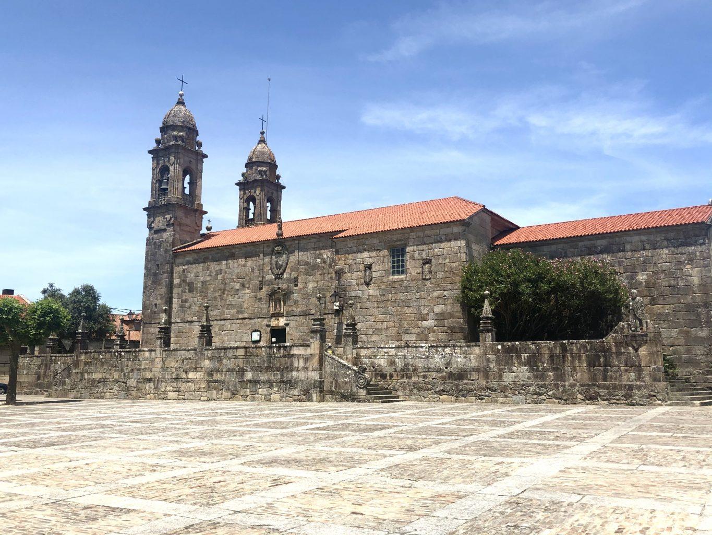 Iglesia de San Benito. Qué ver y hacer en Cambados